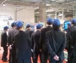 家電リサイクル工場見学