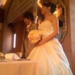 結婚シーズン!!