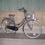自転車事故には ご用心(^▽^;)